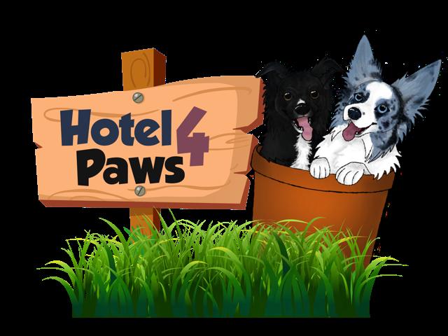 Hotel4Paws Logo